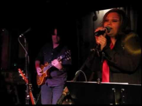 Ellen Elizabeth's Rockstar Xmas - The Vintage City All Stars Band