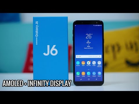 Unboxing Samsung Galaxy J6 (2018) Indonesia!