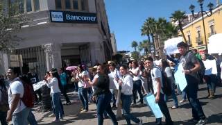 preview picture of video '#TodosSomosAyotzinapa - Durango se levanta'