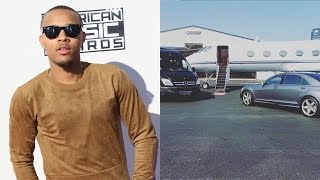 Bow Wow Caught Lying On Instagram About Private Jet Sparks