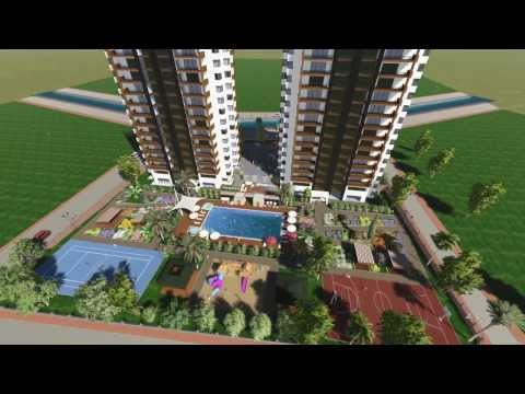 Diamond Residence Adana Videosu