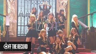 IZ*ONE (아이즈원)   'Vampire' MV Behind