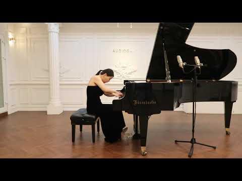 펠루소 P414 를 사용한 피아노녹음 영상