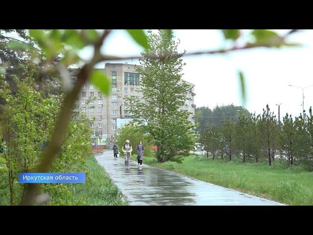 Ливни и грозы ожидают в Приангарье