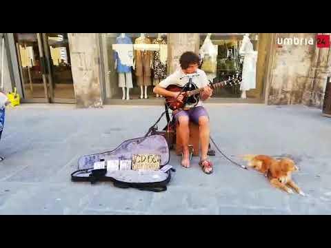 Così a Perugia si aspetta Umbria Jazz '19 per le strade del centro