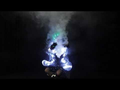 Licht und Walkact `Nebulosa und Laser Man` video preview