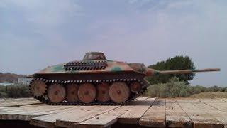 E 25 Tank build part 4