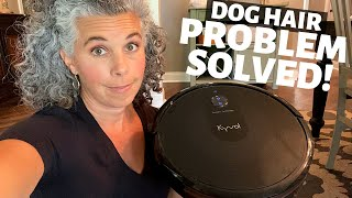GETTING A ROBOT VACUUM FOR MY DOG HAIR PROBLEM ~ ARE ROBOT VACUUMS WORTH IT?