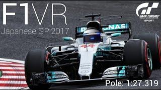 F1 Red Bull X2014 VR Japanese GP vs Lewis Hamilton [GT Sport]