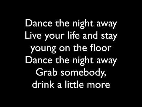 Jennifer Lopez - On The Floor - Lyrics