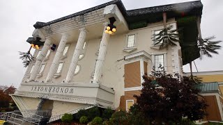 Wonderworks Pigeon Forge - Upside Down Attraction / The Hall Of Magic