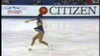 Michelle Kwan 關穎珊 (USA) - 1996 World Figure Skating Championships, Ladies' Long Program