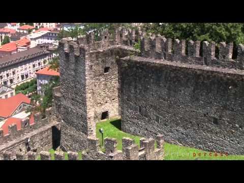 """La """"spada nella roccia"""" a Bellinzona"""