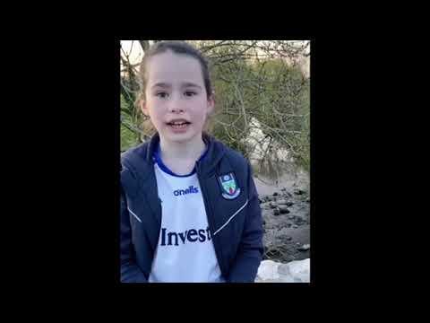 A wonderful history lesson as part of the Acorn Life Farney go @RocklandGAA from Zoë NicDhónaill
