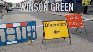 5 Injured Winson Green Street Party Shooting + Lion Farm Estate  (Oldbury) #streetnews
