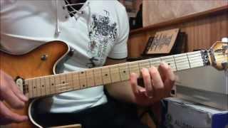 Judas Priest - Fever - guitar lesson
