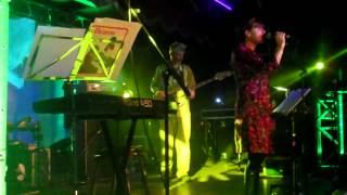 March 9, 2012: Young Marble Giants @ ATP Festival, Minehead (Eating Noddemix)