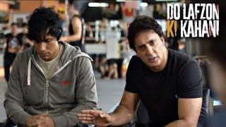 Randeep Hooda in Gym   Do Lafzon Ki Kahani   Kajal Aggarwal   HD
