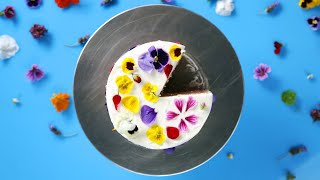 6 Amazing Edible Flowers Dishes | Tastemade