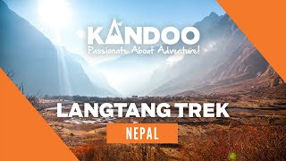 preview picture of video 'Langtang trekking in Nepal'