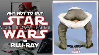 The Last Jedi Blu Ray Reveals How They Killed Star Wars
