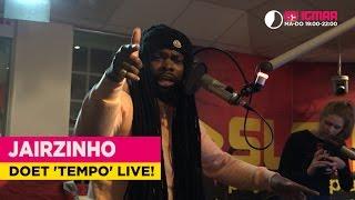 Jairzinho doet 'Tempo' live! | Bij Igmar
