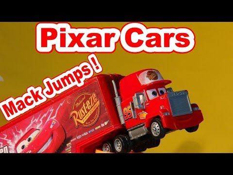 Pixar Cars And Haulers With The Screaming Banshee Even Thomas The Train
