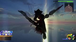 Vanitas VS Master Xehanort Larxene Dark Inferno