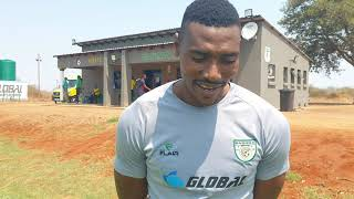 Oscarine Masuluke | on his return to Baroka and competition with Elvis Chipezeze