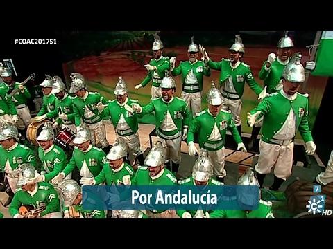 Por andaluc a coro final coac 2017 falla de carnaval for Cuartos de final carnaval 2017