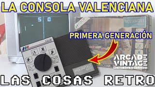 PRIMERA GENERACIÓN 🏓 La CONSOLA VALENCIANA | VideoSport 4000