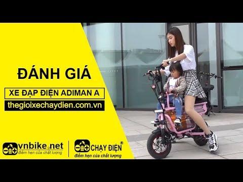 Xe đạp điện Adiman A1 48V-10A
