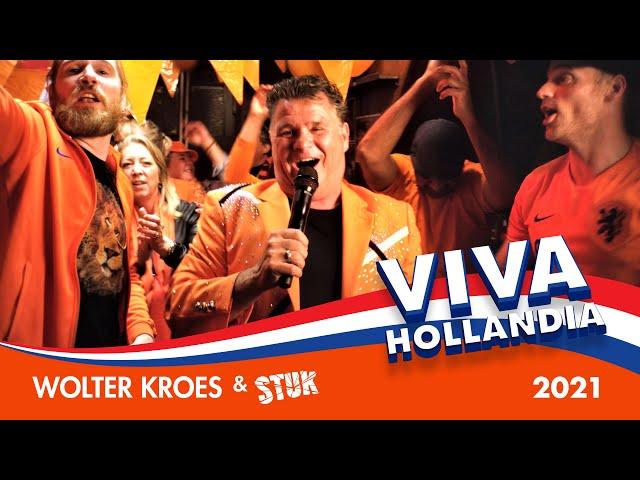 Wolter Kroes x STUK - Viva Hollandia 2021