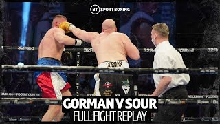 Full Fight: Nathan Gorman PUMMELS Pavel Sour With FIVE Knockdowns