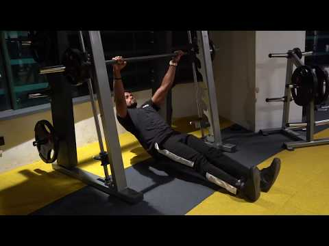 Wider Prone grip inverted rows