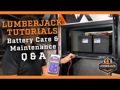 Battery Care & Maintenance Q&A
