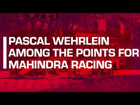 Pascal Wehrlein Among the Points for Mahindra Racing | Monaco E-Prix Highlights | Formula E
