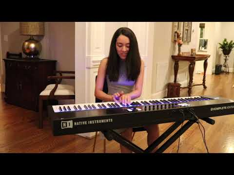Alexandra has taken lessons with me for a little over two years now and started with no piano/music experience. Here's her virtual recital!