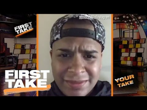 'Your Take' On Kawhi Leonard And Kevin Durant | First Take | April 24, 2017