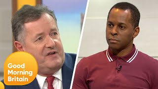"""""""I'm the Only Black Person Here"""" Our Presenters Talk Diversity at the BAFTAs 