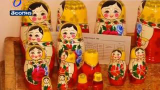 Matryoshka Dolls | Russian Wooden Stacking Doll | Special Attract Doll | A Report