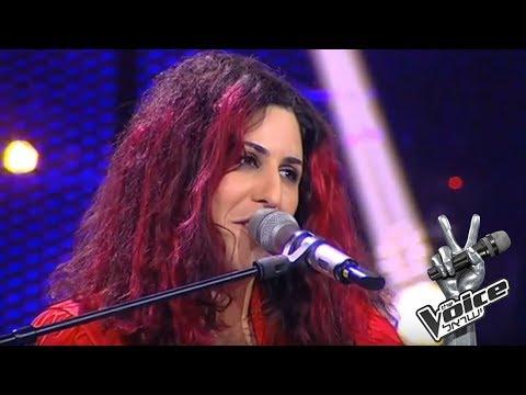 ישראל 3 The Voice - מורן מגל - Poison