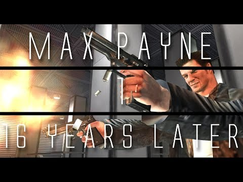 The History Of Max Payne