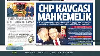 Star Gazetesi Günün Manşeti