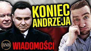 Kaczyński SKOŃCZYŁ z Dudą! Polska NIE MA PREZYDENTA | WIADOMOŚCI