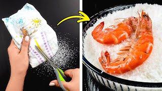 SCHOCKIERENDE WERBETRICKS MIT ESSEN || Tolle Kochhacks mit Lebensmitteln