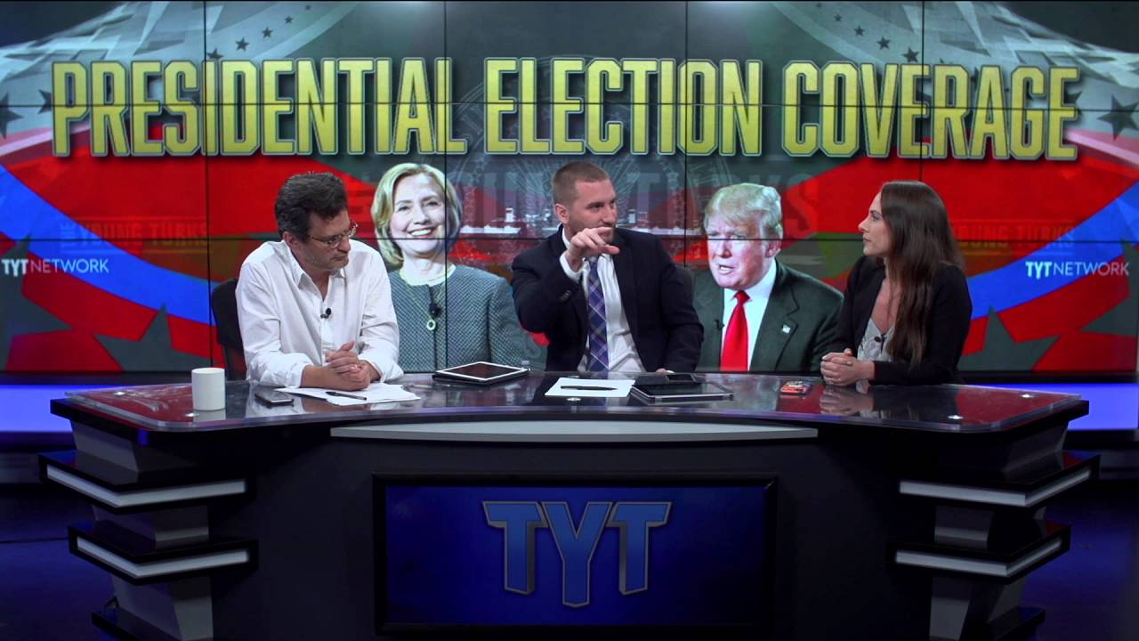 NBC Presidential Forum: The Young Turks Summary thumbnail