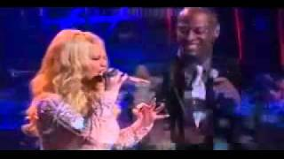 Jessica Simpson - O Holy Night duet with Trey Lorenz  Christmas Special at PBS