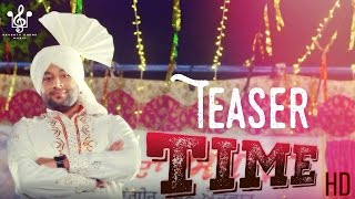 TIME   Official Teaser  Amit Sudhir Desi Crew  Seventh Chord Music