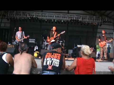 The Roosters Band at the 2010 ABATE Boogie- Last of the Real Men